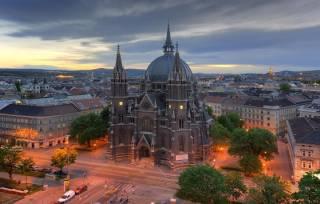 Названы ТОП-10 самых «зеленых» городов планеты