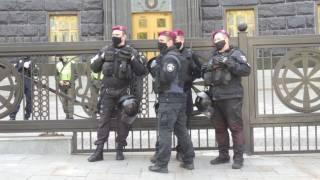 Антикарантинный Майдан: Предприниматели не расходятся и грозят правительству неповиновением