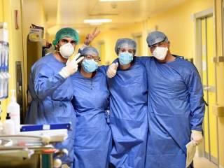 В Италии рекордно увеличилось число выздоровлений от COVID-19