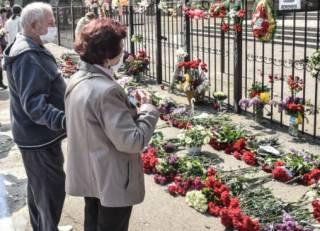 2 мая 2020: Одесса помнит, президент чтит, ООН требует наказания, МИД тупит