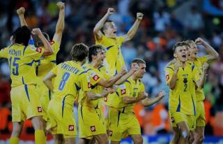 Лучший турнир сборной Украины