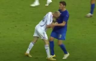 Футбольная тайна раскрыта: Матерацци объяснил, за что Зидан ударил его в финале чемпионата мира 2006 года