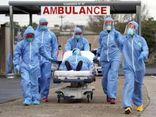 Эпидемия COVID-19 в мире и Украине: данные на вечер 4 мая 2020