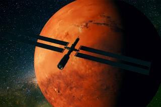 Появляется все больше научных доказательств существования жизни на Марсе