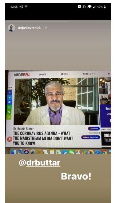 врач Рашид Буттар