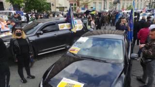 «Кто эти люди»: предприниматели в шоке от акции протеста в центре Киева