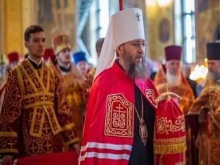 Митрополит Антоний рассказал о главном подвиге великомученика Георгия Победоносца
