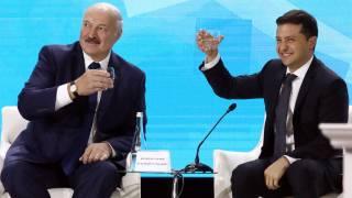 Зеленский отказался ехать к Лукашенко на День Победы