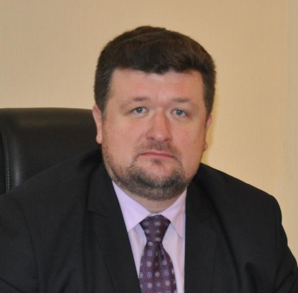 И. о. председателя Дарницкой РГА Ярослав Лагута