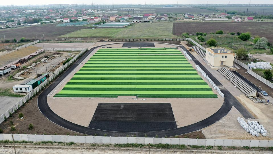 Спортивный комплекс в Южном