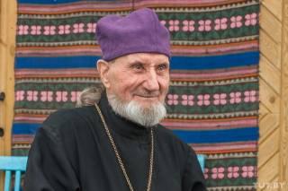 В Беларуси 91-летний священник излечился от коронавируса