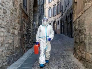 Эпидемия COVID-19 в мире и Украине: данные на вечер 8 мая 2020