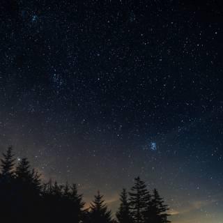 Почему ночное небо - чёрное?