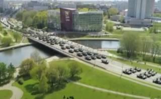 Парад Победы в Минске: как это было