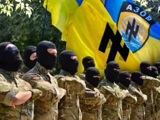 В Киеве экс-депутат избил бывших бойцов «Азова»