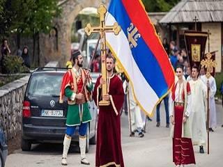 Власти Черногории открыли уголовные дела против священников, которые во время карантина вышли на крестный ход