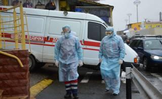 Количество заразившихся коронавирусом в Киеве падает