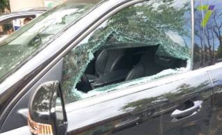 В Киеве «слуга народа» стала жертвой грабителей