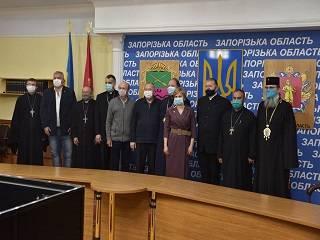 В Запорожье представители Церквей просят главу ОГА разрешить проводить богослужения