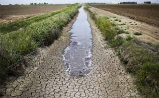 В Украине может возникнуть дефицит воды
