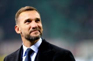 Шевченко заявил, что мечтает возглавить «Милан»
