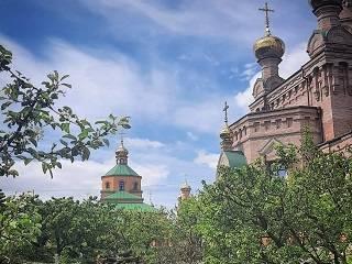 Голосеевский монастырь откроют для паломников и прихожан