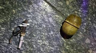 В киевском супермаркете мужчина угрожал взорвать гранату за просьбу надеть маску