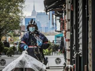 Эпидемия COVID-19 в мире и Украине: данные на вечер 17 мая 2020