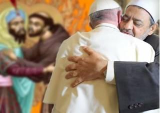 Масоны «подталкивают» католиков и мусульман к созданию единой религии