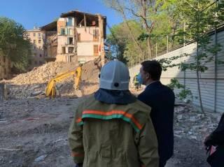 Названа возможная причина обрушения высотного дома в Одессе