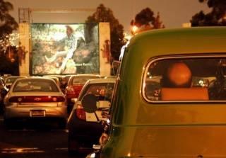 В Киеве открывается автокинотеатр. Билеты уже можно заказать онлайн