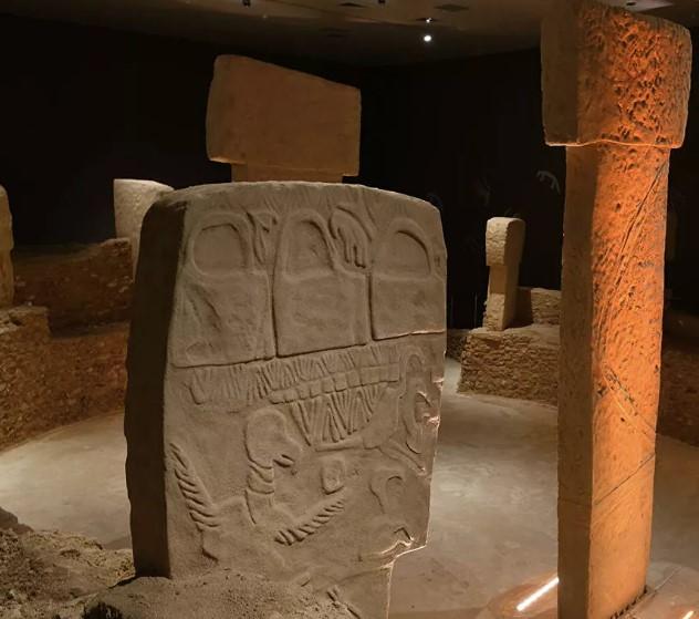 Камень грифона в Гебекли-Тепе