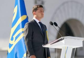 Зеленский дает пресс-конференцию, которая вряд ли побьет рекорд предыдущей. Онлайн-трансляция