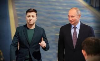 Зеленский поразмышлял о втором сроке словами Путина