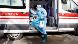 В Киеве обнаружены новые очаги заболевания коронавирусом