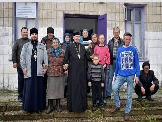УПЦ передала гуманитарную помощь погорельцам Житомирщины