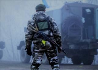 Установка  разминирования УР-77 «Метеорит» в войне на Донбассе