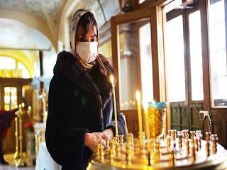 Кабмин с 22 мая разрешил совершение церковных служб с участием прихожан