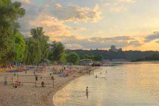 Стало известно, когда в Киеве начнется пляжный сезон