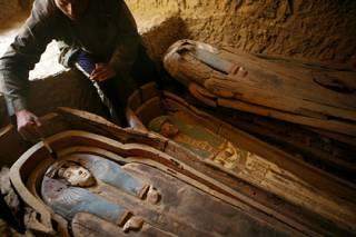 Британские историки разгадали еще одну загадку Древнего Египта