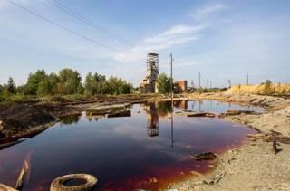Донбассу грозит экологическая и техногенная опасность из-за агрессии России