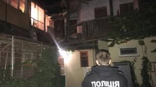 В Одессе обрушился второй жилой дом за неделю