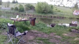 Пьяный охотник расстрелял семерых рыбаков на пруду под Житомиром