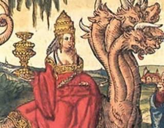 Как шлюхи крутили Папами Римскими и почему князь Владимир принял Православие, а не католичество
