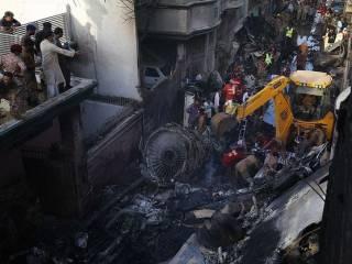 Озвучена предварительная причина крушения самолета Airbus A320 в Пакистане
