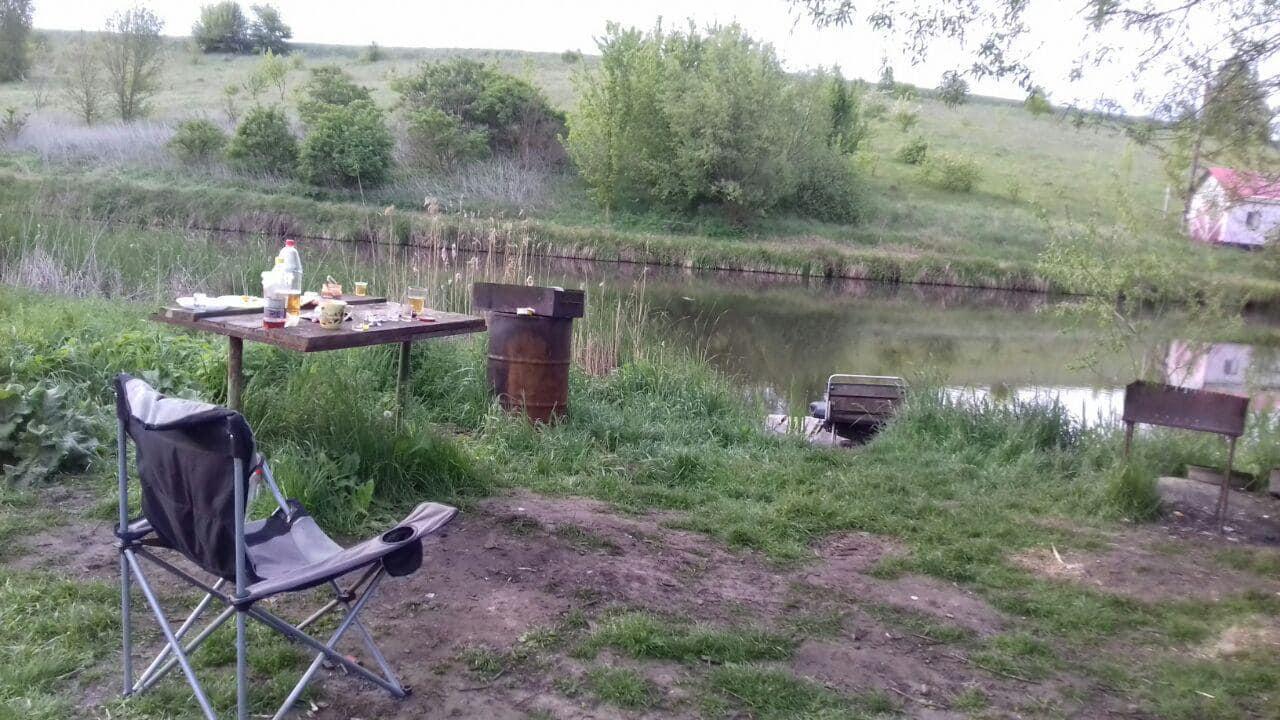 Фото с места преступления в Житомирской области