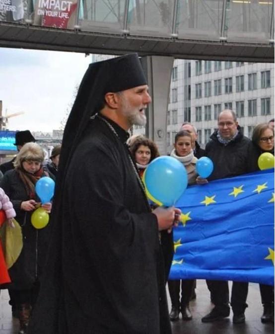 УГКЦ и Майдан поддержки Брюссель