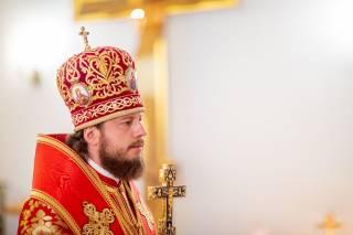 Епископ УПЦ рассказал о евангельском чуде исцеления слепорожденного