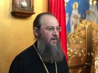 Митрополит Антоний рассказал о реальных случаях коронавируса и о войне с УПЦ