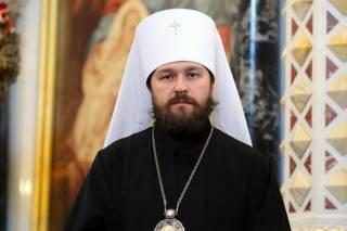 Митрополит Иларион заявил, что президент Черногории совершает такую же ошибку в отношении Церкви, как Порошенко